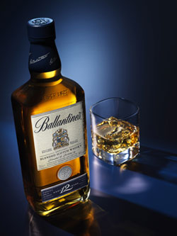 photo of Ballantin's 12 pack