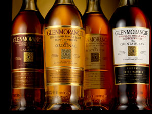 photo of new Glenmorangie range